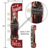Coca-Cola Leucht Reklame LED