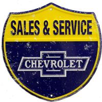 Chevy Sales & Service