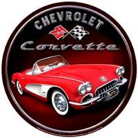 Chevrolet Corvette 60´s 30 cm