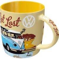 VW Bulli - Lets Get Lost