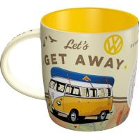 VW Bulli - Lets Get Away