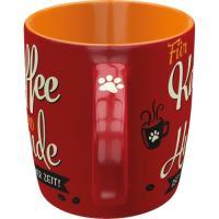 PfotenSchild - Kaffee und Hunde