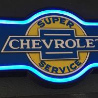 Chevrolet Super Service LED