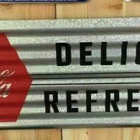 Coca-Cola Delicious refreshing