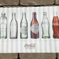 Coca-Cola Bottle Evolution Timeline