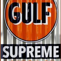 Gulf Supreme Motor Oil