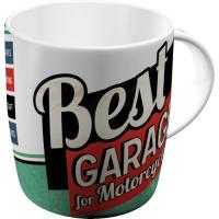 Best Garage - Green