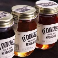 O´Donnell Moonshine Mini Set 4 x 50 ML